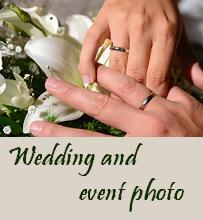 wedding and event photo